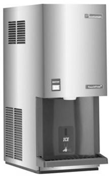 Scotsman Mdt4f12 Air Cooled 453 Lbs Day Ice Maker And