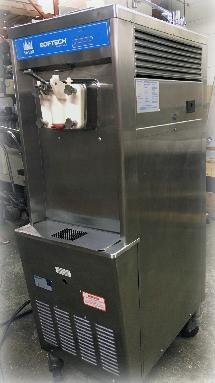Taylor 751 33 Gravity Single Flavor Ice Cream Machine
