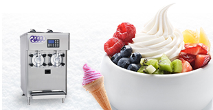 View Soft Serve Ice Cream Machine Models