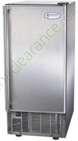 Bluestone 44 lbs BCIMOD44 Outdoor Ice Machine with Storage