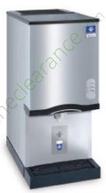 Manitowoc 325 lbs lbs SN12AT ice and water dispenser