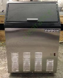 Norpole 90 lbs EWCIM90 Ice Maker with Storage