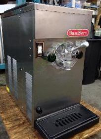 SaniServ A709 slushy machine