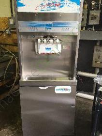 Taylor 8756 pressurized ice cream machine